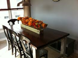 The Quaint Cottage DIY Rustic Farmhouse Table Finish - Rustic farmhouse dining room tables