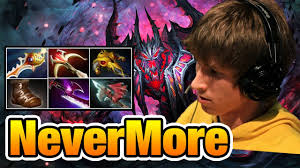 dendi shadow fiend i m not good with this hero dota2 7 02