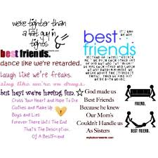 Funny Friendship Quotes Short