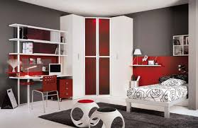Red And White Bedroom Furniture Red And White 30561   leadsgenie.us