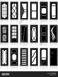 front door clipart black and white. Front Door Clipart Black And White S