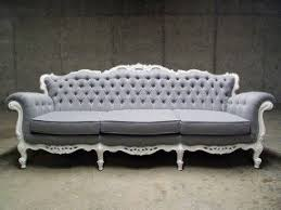 Gray Tufted Couch 9 Grey Sofa O70