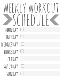 week workout plan to lose weight one in gym routine for beginners building muscle and burning fat weekly plans at home
