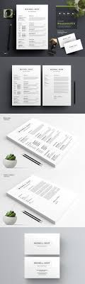 Resume Creative Business Card Templates Creative Business Card