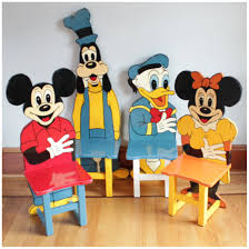 mickey mouse high chair