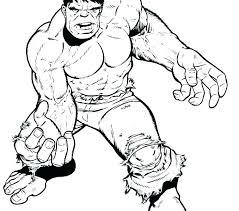 Free Hulk Coloring Pages Hulk Coloring Page Incredible Hulk Coloring