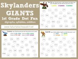 Small Picture Skylanders Giants 1st Grade Printables 1111