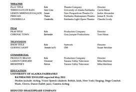 Resume Format Of Resume In Word Resume Format Ms Word Resume