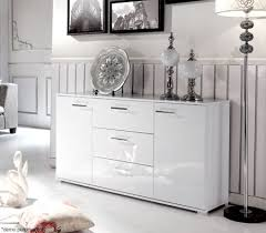 white buffet cabinet. Contemporary Cabinet White 2 Door 3 Drawer Buffet Cabinet Throughout L