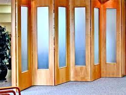 sliding doors interior room divider four star partitions folding wall ireland di