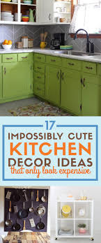 Cute Kitchen 17 Impossibly Easy Kitchen Diys That Only Look Expensive