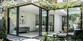 This rear kitchen dining, living extension in South West London ...