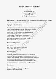 Equity Trader Cover Letter 7 Internship Cover Letter Template