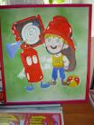 Поделки в детский сад на тему пожарной безопасности 191