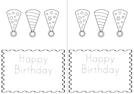 black and white birthday cards printable birthday cards to print out print out birthday cards birthday cards