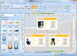 How To Insert Organization Chart In Powerpoint 2010 Create Organization Charts In Microsoft Word