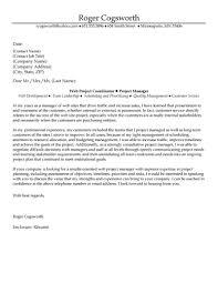 Production Manager Resume Cover Letter Http Www Resumecareer