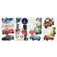 l and stick wall decals disney pixar cars 2