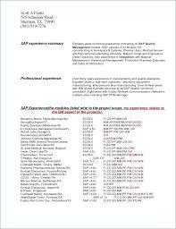 Sample Resume Format Beautiful Resume Experience Examples Beautiful