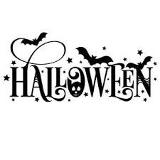 This halloween word art design includes 3 version. Pin On Wood Signs