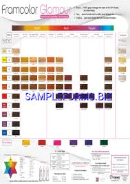 Loreal Professionnel Dia Color Chart Pdf Free 16 Pages