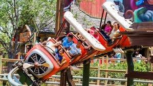 Magic Kingdom Ride Height Chart Barnstormer Starring The Great Goofini Magic Kingdom
