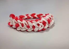 How To Make Heart Bracelet Design Rubber Band Heart