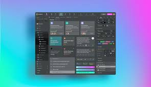Web Dashboard Ui Design Desktop Design Templates Material Ui For Dashboards