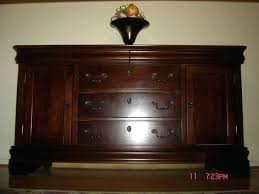 buffet server furniture. Cherry Buffet Server Wood Table How To Price Used Furniture 1 . C