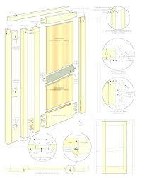 image of exterior door jamb detail header exterior door jamb ing exterior door sill detail