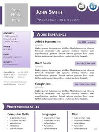 Resume Templates For Openoffice Free Stunning Openoffice Resume Template Hyperrevcipo
