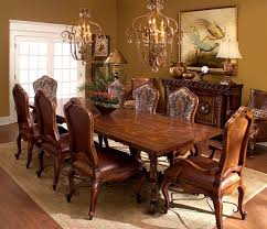 dining room furniture styles. Tuscan Inspired Home Tour In The Pacific Northwest - Debbiedoo\u0027s Vintage Ladder Hung Over Dining Table Room Furniture Styles I