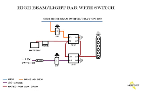 wiring led light bar to high beam wiring image how to wire led light bar to high beam how auto wiring diagram on wiring led