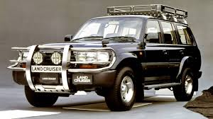 Toyota Land Cruiser 80 VX Limited Active Vacation JP spec HZ81V ...