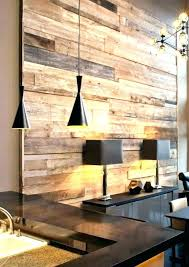 wood accent wall living room wooden walls that warm your blue out of pallets