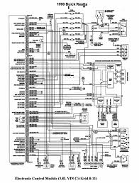 basic auto wiring diagram basic wiring diagrams electronic wiring diagram of 1990 buick reatta basic auto