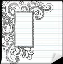 Chart Design Border Border Design For Chart Paper Beautiful Border Designs For