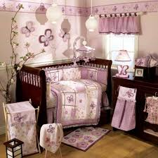 Unique Baby Girl Nursery For Awesome Design And Decor , Designing and  Decorating Nursery Decor for