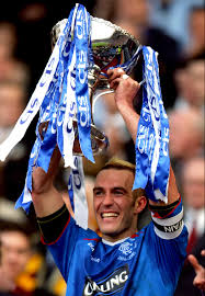 Fernando Ricksen was an uncompromising, tough-tackling midfielder who gave  his all for Rangers and enjoyed living life to the full