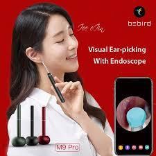 Xiaomi Youpin Bebird <b>Smart Visual Ear</b> Stick M9 Pro Multifunctional ...