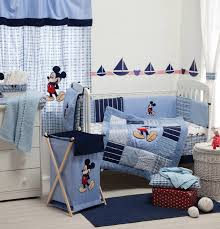 Mickey Mouse Bedroom Wallpaper Modern Wallpaper On The Blue Wall Mickey Mouse Room Decorating