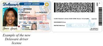 In From Design Wdel The Dmv Announces Latest Id License Wdel com New Delaware Driver News