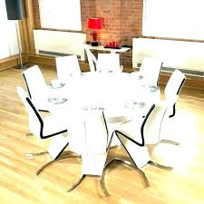 large round dining table seats 8 oak dining room furniture large round dining table seats 8