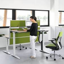 image of tall chair for standing desk