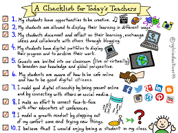 A Simple Checklist For Teaching In The 21st Century
