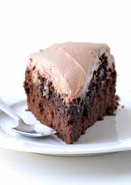 Chocolate Mud Cake With Milk Chocolate Frosting Sweetest Menu