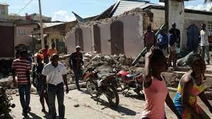 Mehr als 300 Tote bei Erdbeben in Haiti ...