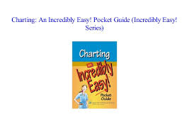 Ebook Charting An Incredibly Easy Pocket Guide Incredibly