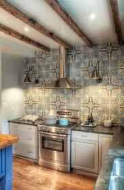 Decorative Cement Tiles Create a decorative kitchen backsplash with cement tiles 33