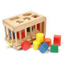 10+ món đồ chơi cho bé 1 tuổi thông minh phát triển trí não